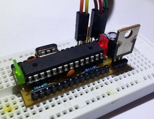 YABBAS - Yet Another Bare Bones Arduino