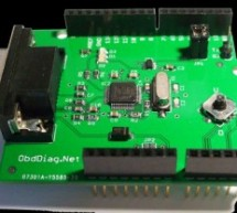 OBDCAN Shield for Arduino