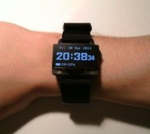 DIY Digital Wristwatch