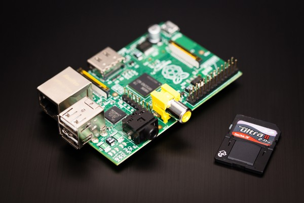 Q&A- Peter Lomas – Raspberry Pi- One Year