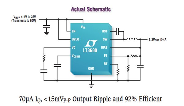 Synchronous Step-Down Switching Regulator