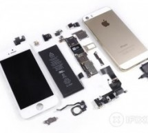 Teardown: iPhone 5s