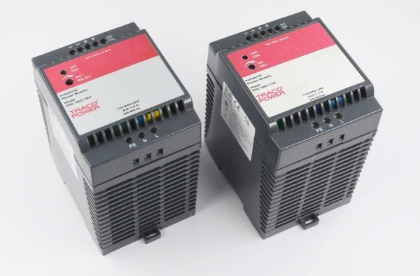 Traco TPC120 will provide 120W economically and efficiently