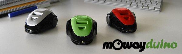Let's play robotics with mOwayduino