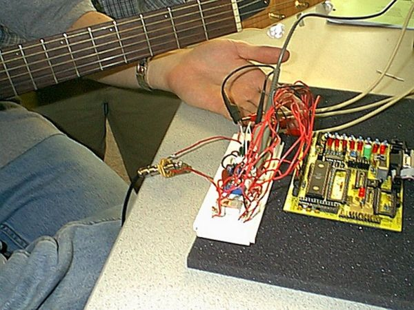 Design of a REE476 Final Project:  eal-Time Digital Guitar Tuner