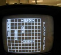 BattleShip Game using  Atmel Mega32