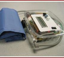 Blood Pressure Monitor Using Mega32