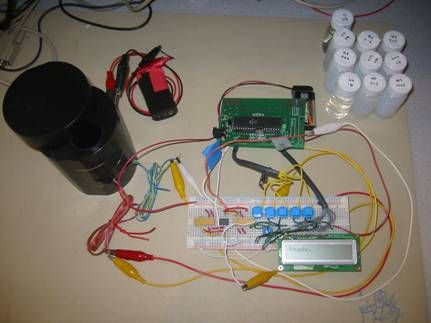 A Microcontroller Based Turbidity Meter using AtmelMega32