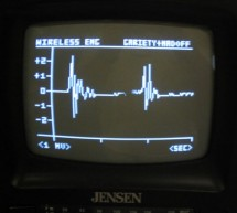 Wireless Electromyograph using ATmega32