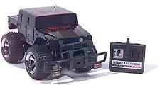 EE476 - Final Project Hummer RC Truck
