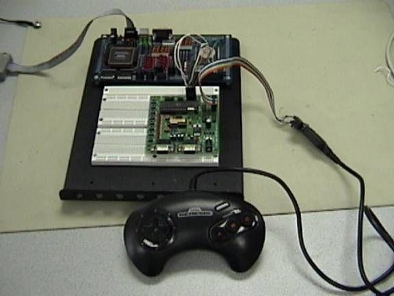 Fish Video Controller