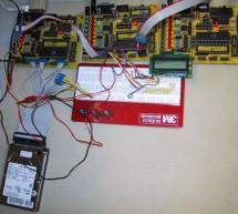 Hard Drive Based AVR Programmer Using Mega163