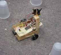 IntelliBOT Using Mega 32