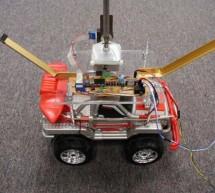 Inverted Pendulum Balancer Using Atmel Mega32