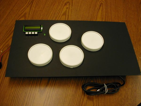 MIDI DRUM CONTROLLER USING MEGA 32 MICROCONTROLLER