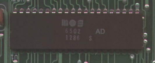 MOS 6502 Emulation on an Atmel Mega32