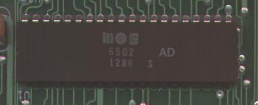 MOS 6502 Emulation on an Atmel Mega32