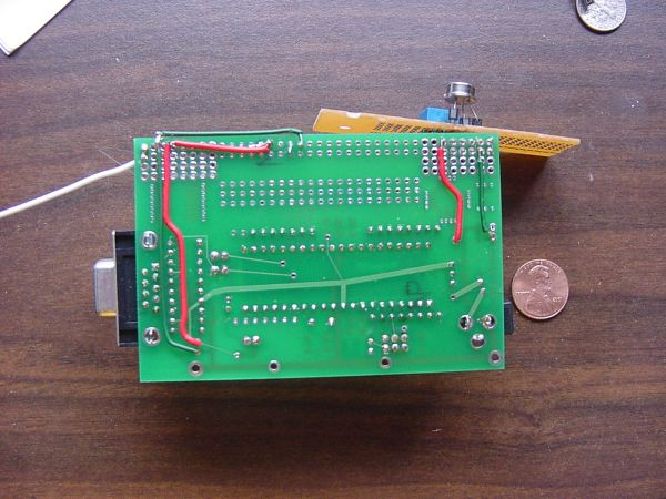 Portable Security System Using ATMega 32