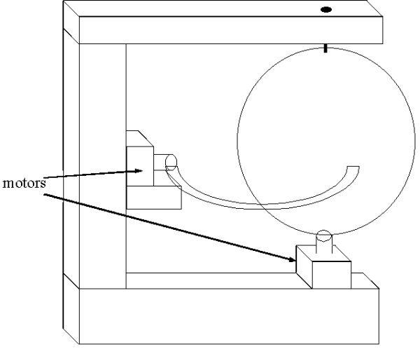 The Rotating Globe Using Atmel Mega163
