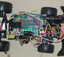 Wireless Telemetry using Atmel Mega32