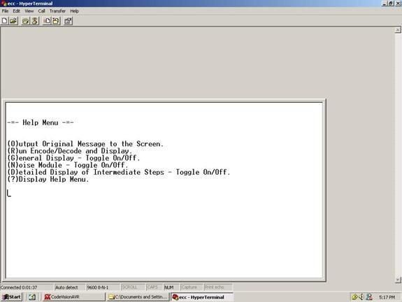 A Wand Based Barcode Scanner Using Atmel MEGA32