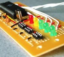 Keypaw Using Atmel Mega32