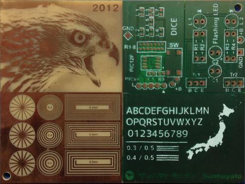 DIY Etching of Printed Circuit Boards PCB