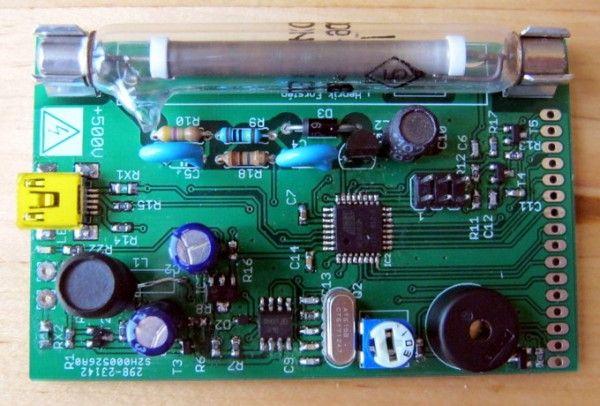 DIY Geiger counter