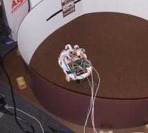 Evolving neural robot Using Atmega32