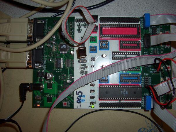 SecureLED: Better Access Control Using ATMega32