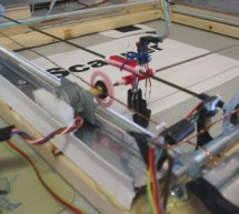 Flat Bed Scanner Using Microcontroller
