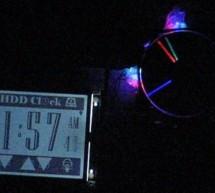 HDD analog clock with LCD touchscreen Using Atmel Mega32