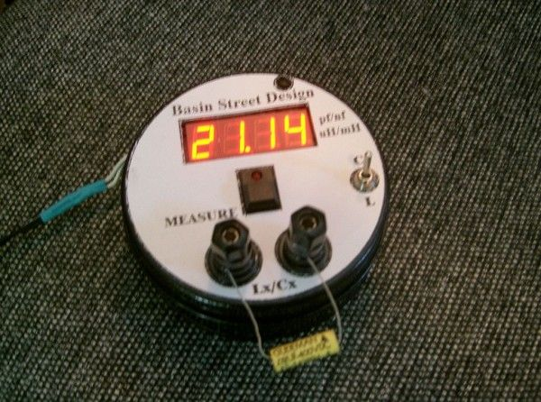 Inductance/Capacitance Meter Saga