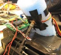 Lighting control system Using ATMEL Mega32
