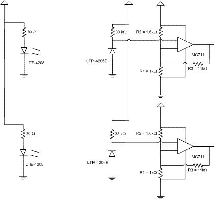 Lighting control system Using ATMEL Mega32 Diagram