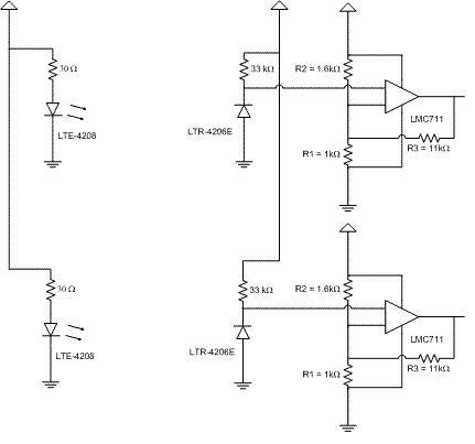 Lighting control system Using ATMEL Mega32 Diagram
