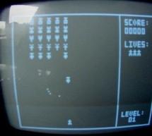 Nova Strike video game Using Atmega32