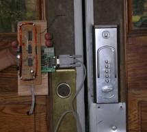 RFID Security System Using Atmel Mega32