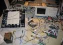 Self-powered solar data logger Using Atmel Mega32