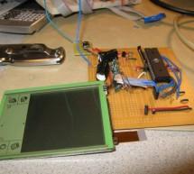 Touch Screen Controlled R/C Car Using Atmel Mega32