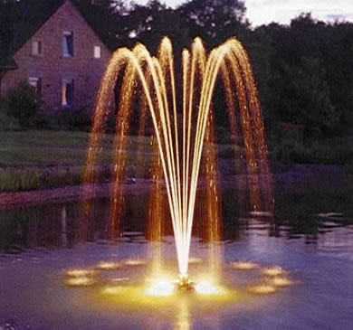 Musical Water Fountain Using Atmega32
