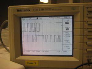 iPod controller Using Atmel Mega32