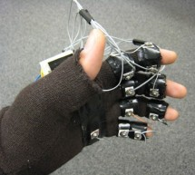 Mister Gloves – A Wireless USB Gesture Input System Using Atmega644