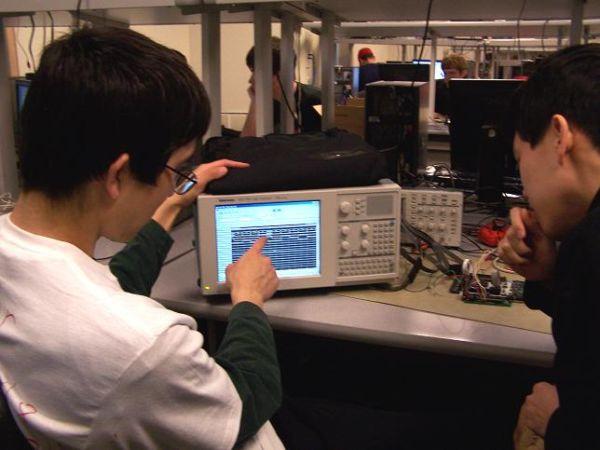 Ultrasonic Haptic Vision System using Atmega644