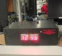 Adaptive Alarm Clock Using Atmega644
