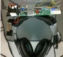 Auditory navigator Using Atmega644