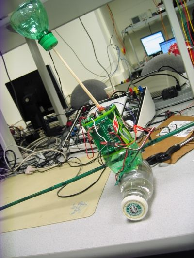 Multiple PID motor controller (with Wiimote!) using Atmega644