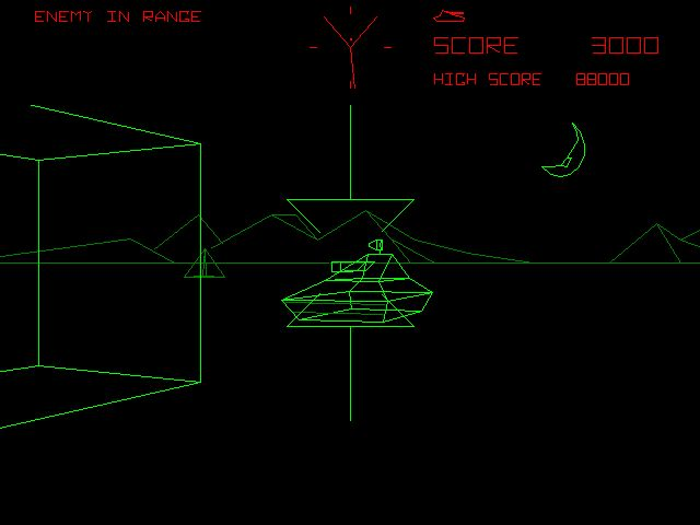 Battle Tank - A 3d Atmega32 Based Video Game