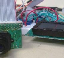 CMOS Camera Rock Paper Scissors Game System Using Atmega644