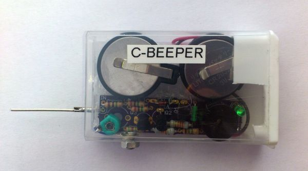 Curious C-Beeper